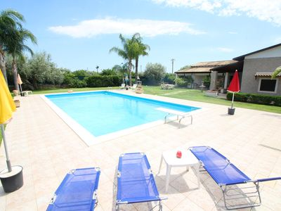 Photo for Lovely property with beautiful swimming pool surrounded by a private garden….