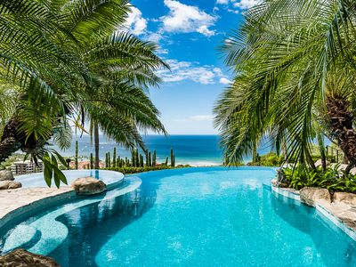 Photo for Casa Leo Loco Iconic Tamarindo Villa with Infinity Pool, Ocean Views