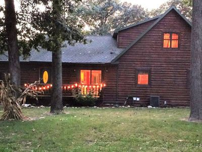 Photo for 3BR Cabin Vacation Rental in Hartford, Michigan