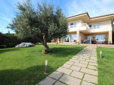 Photo for Holiday house Palau-Saverdera for 1 - 9 persons with 5 bedrooms - Holiday house