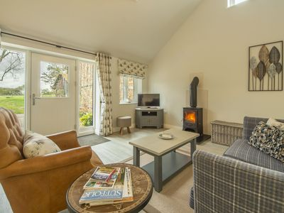 Photo for This property provides luxury accommodation for two guests all on one floor.