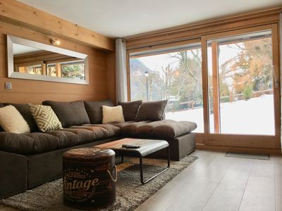 Photo for 2BR Chalet Vacation Rental in Les Houches, Auvergne-Rhône-Alpes