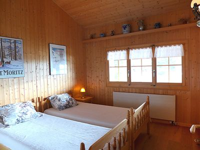 Photo for Apartment Colline 9 in Champex - 4 persons, 2 bedrooms