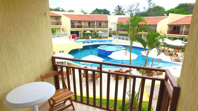 Photo for 1BR Apartment Vacation Rental in Pipa