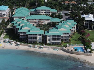 Photo for Amazing 2 Bedroom 2 Bathroom Condo In The Heart Of 7 Mile Beach!