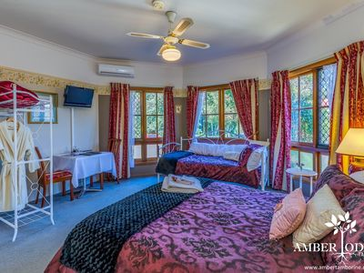 Photo for Grand Deluxe Room -  Boutique Lodge in the Heart of Mt Tamborine