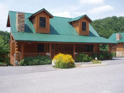Photo for PAPA BEAR LODGE ~ 6 BR 6 BA ~ Close to All Attractions!!