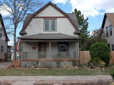 Photo for Downtown Colorado Springs Entire Home Rental
