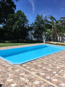 Photo for Casa Quinta con piscina privada. 750 mts cuadrados. Zonas Verdes