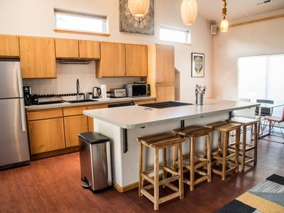 Photo for Bright Downtown 3 Bedroom Penthouse in unbeatable Downtown Ketchum  Location.