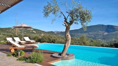 Photo for 3BR Villa Vacation Rental in Lefkada