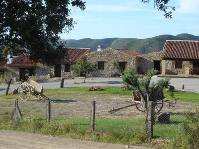 Photo for Rural apartment Finca Los Caleros for 7 people