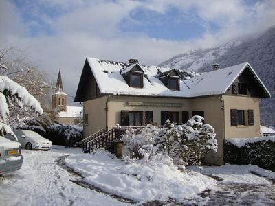 Photo for APARTMENT GROUND FLOOR - NEAR LUCHON