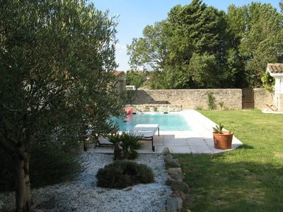 Photo for CHARMING HOUSE BEAUTIFUL ... RARE landscaped pool and lush garden