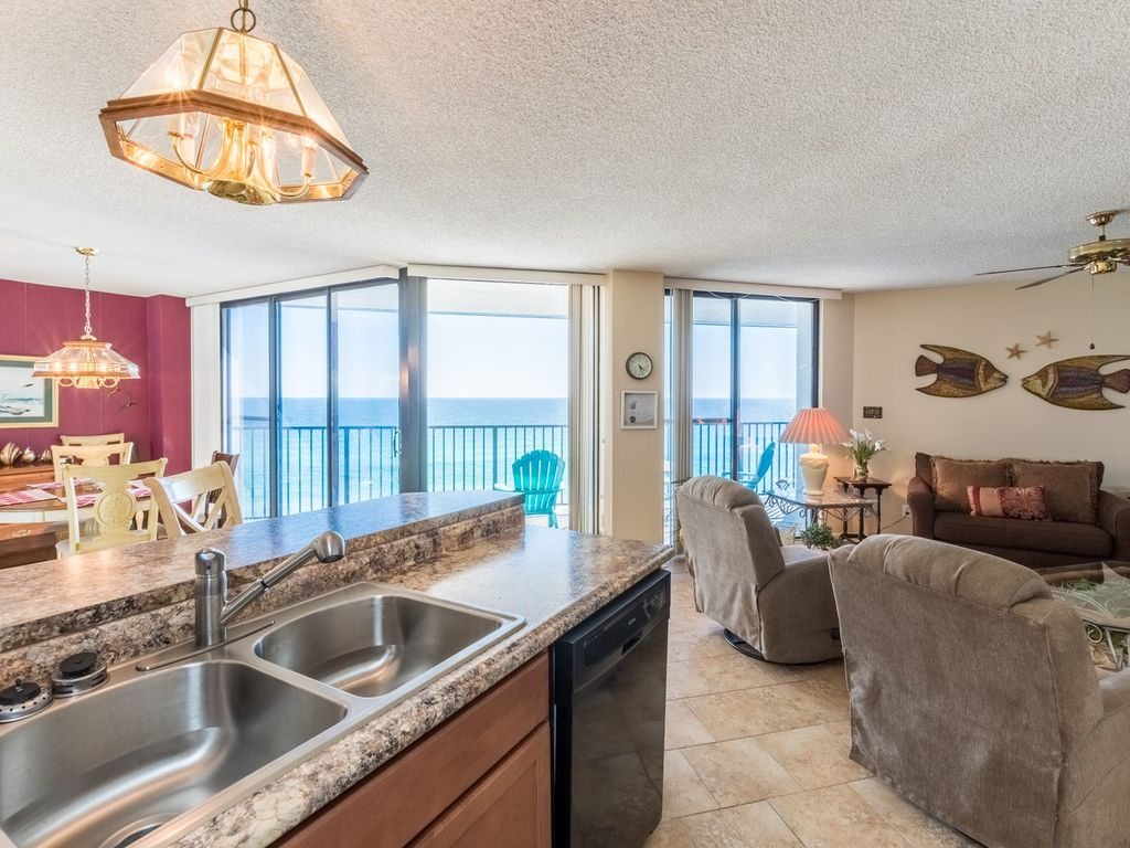 Av w804 2 bedroom condo west panama city beach - Two bedroom condo panama city beach ...