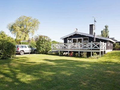 Photo for Spacious Holiday Home in Strøby with Barbecue