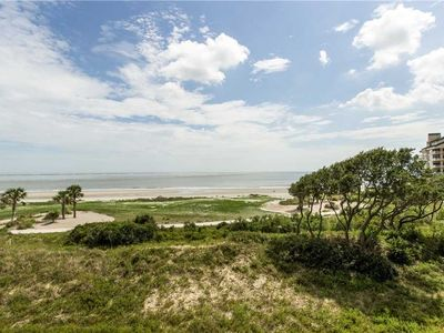 Photo for Book Soon For New Lower Rates! Oceanfront Villa With Golf Course Views In Wild Dunes!