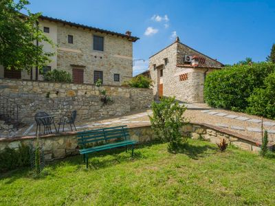 Photo for Apartment 59 m from the center of Grassina with Parking, Internet, Washing machine, Air conditioning (117885)