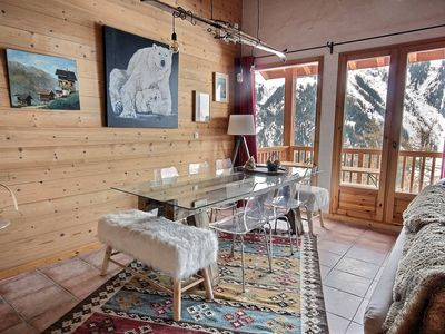Photo for Chalet at the foot of the slopes - Station Sainte Foy Tarentaise