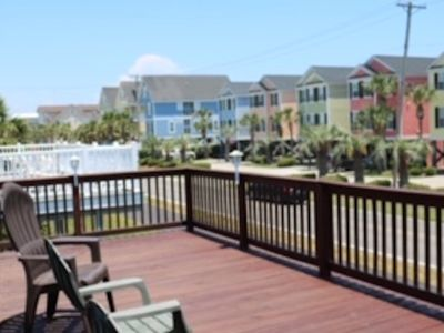Photo for Surfside Beach, 3 Bedroom, sleeps 9,  walking distance to the beach.