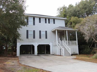 Photo for 4BDR home with screened porch, near beach and Isle of Palms Marina!