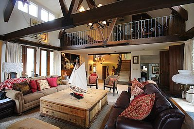 Very large: living-conversation-game-fireplace-life group-room