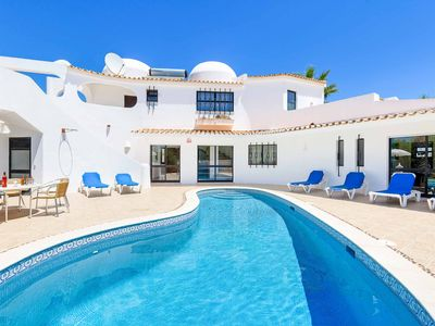 Photo for Villa Oliveiras - Detached Air Con villa with a private pool including WI-FI
