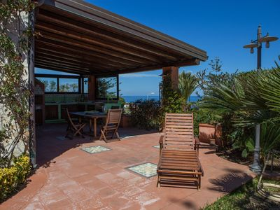 Photo for Villa Caterina, Fantastic Dwelling Sea View