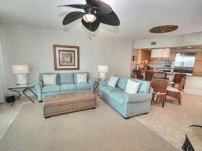 Photo for NEW LISTING! New Decor - 2 King Suites - 1PM Check in Option