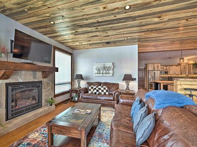 Photo for NEW-Riverfront Red Lodge Townhome, Near Ski Resort