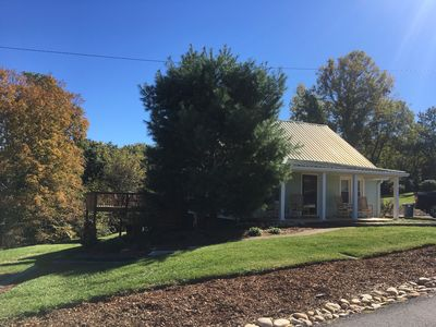 Photo for South Holston River - House Great Fall Rental