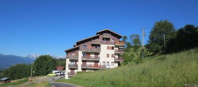 Photo for 2 ** rated with double balcony in the heart of a family resort