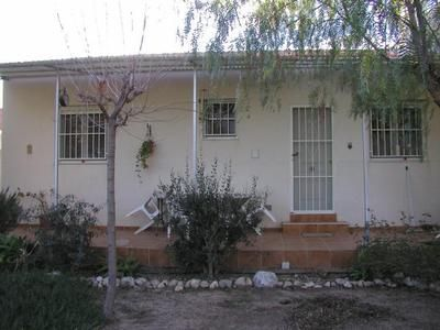 Photo for House Albatera for 1 - 4 people with 1 bedroom - Holiday home