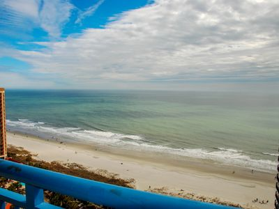 Photo for Do Not Miss This Newly Upgraded PENTHOUSE With A Direct Oceanfront View!