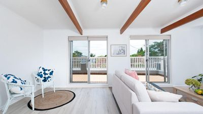 Photo for Wake up to the sound of the waves and watch the sun rise from your spacious deck. Pet Friendly