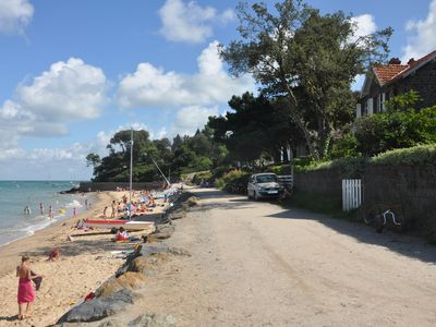 Photo for Noirmoutier - Bois du Coeur de la Chaize - 6 Bedrooms - 100m from the beach