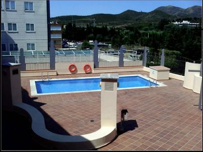 Photo for Property close to the beach! With a swimming pool