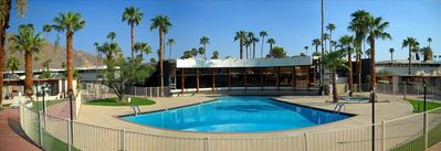 Photo for Palm Springs Condo, at the Fantastic Ocotillo