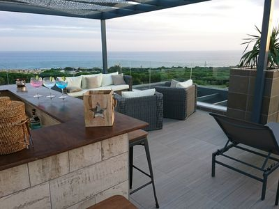 Photo for Cabopino Modern Villa in Marbella is with exceptional sea and golf views!!!