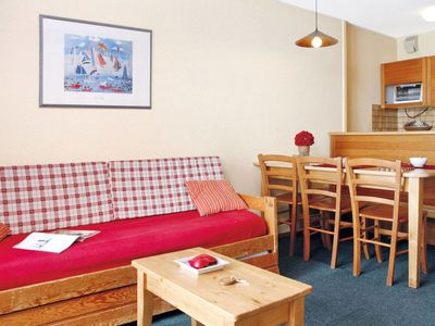 Photo for Apartment Résidence Le Cheval Blanc (VTH201) in Val Thorens - 6 persons, 1 bedrooms