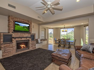 Photo for Fantastic North Scottsdale Home Near Troon Country Club