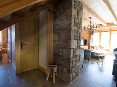 Photo for VALLOIRE. SPACIOUS, LUXURY CHALET FOR HOLIDAYS OF DREAMS. 12/14 PERSON