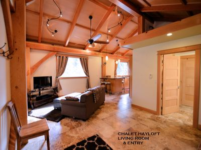 Photo for 1BR Chalet Vacation Rental in Girdwood, Alaska