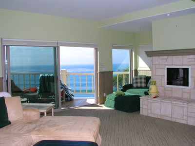 Photo for Ocean Front townhouse in San Diego's North County