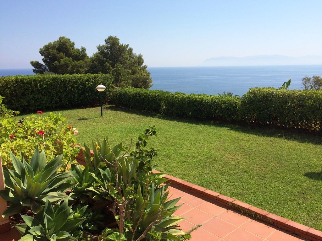 Villa Materano 3: Villa with garden, stunning view on the sea and ...