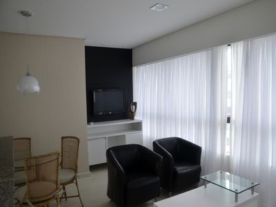 Photo for Excellent Flat w / ocean view in the best point of Boa Viagem Recife