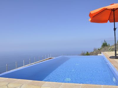 Photo for Casa Tabladito with heated pool and fantastic sea views.