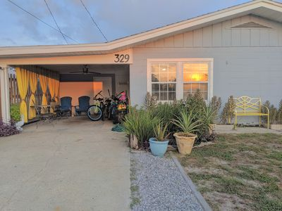 The Kiska Cottage awaits as your home away from home on your next beach vacation