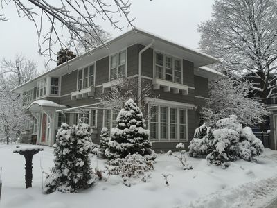 Photo for Beautiful Historic Home. Family memories, large rooms, Baby equipment, Wifi
