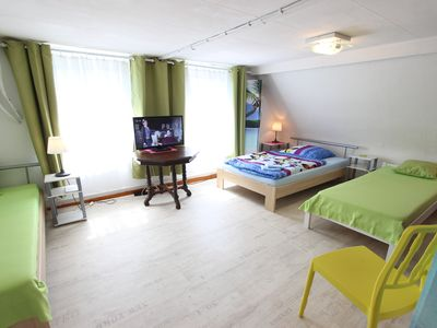 Photo for Apartment 8 beds in 4 bedrooms
